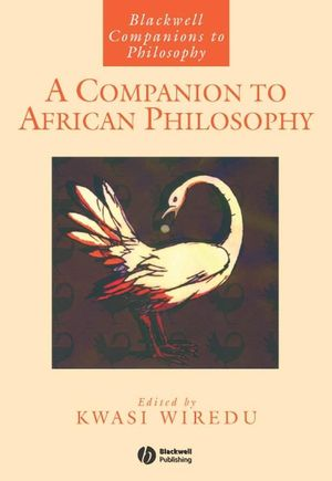 A Companion to African Philosophy (1405145676) cover image