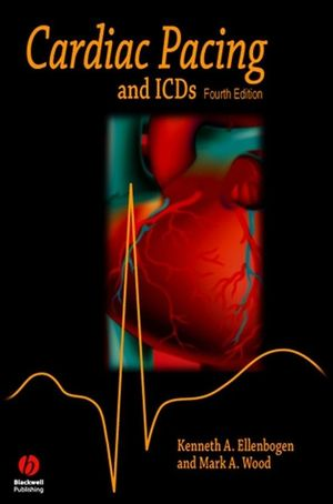Cardiac Pacing and ICDs, 4th Edition (1405150076) cover image