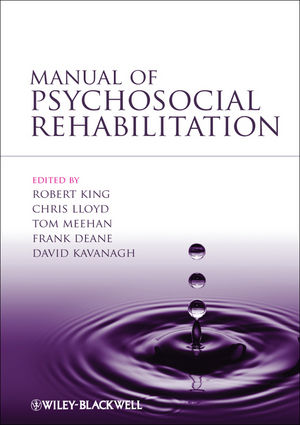Manual of Psychosocial Rehabilitation (1444333976) cover image