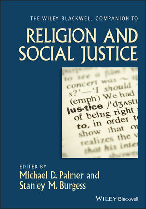 The Wiley-Blackwell Companion to Religion and Social Justice (1444355376) cover image