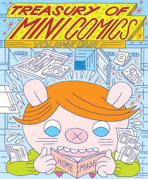 Treasury of Mini Comics, Volume One