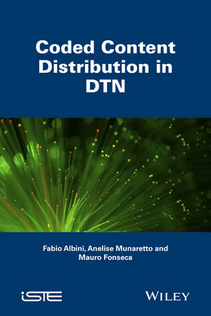 Coded Content Distribution in DTN