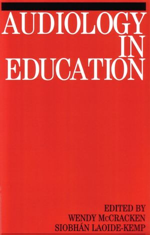 Audiology in Education (1861560176) cover image