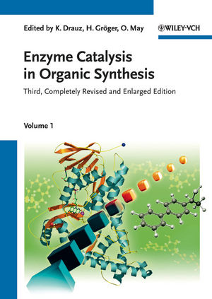 Enzyme Catalysis in Organic Synthesis, Third, Completely Revised and Enlarged Edition, 3 Volume Set (3527325476) cover image
