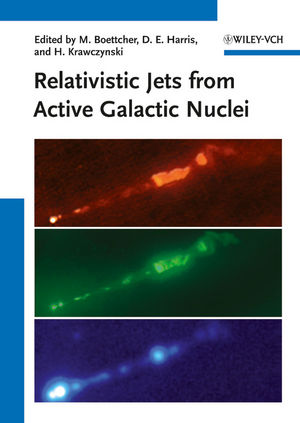 Relativistic Jets from Active Galactic Nuclei (3527410376) cover image