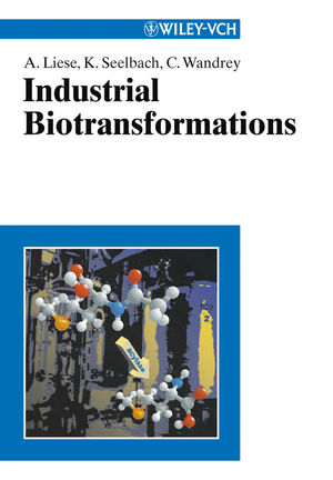 Industrial Biotransformations (3527614176) cover image