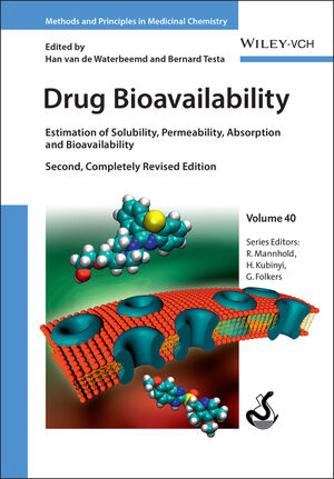 Drug Bioavailability: Estimation of Solubility, Permeability, Absorption and Bioavailability, 2nd Edition (3527623876) cover image