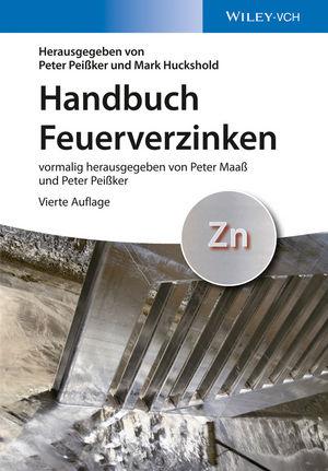 Handbuch Feuerverzinken, 4. Auflage (3527686576) cover image