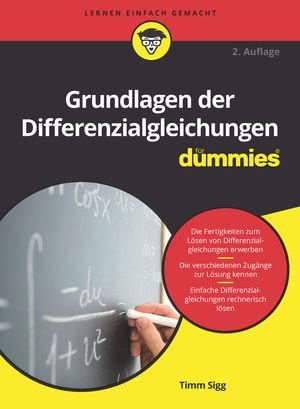 Grundlagen der Differenzialgleichungen für Dummies, 2. Auflage