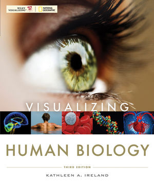 Visualizing Human Biology, 3rd Edition (EHEP001776) cover image