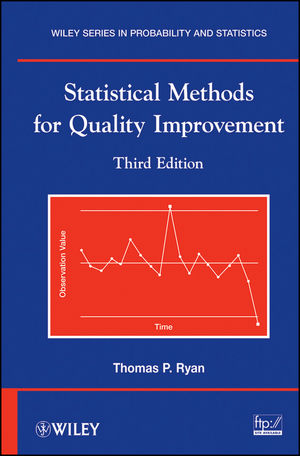 Statistical Methods for Quality Improvement, 3rd Edition (EHEP002376) cover image
