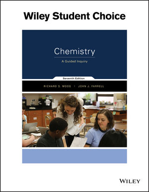 Chemistry: A Guided Inquiry, 7th Edition (EHEP003676) cover image