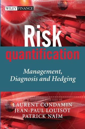 Risk Quantification: Management, Diagnosis and Hedging (0470019077) cover image