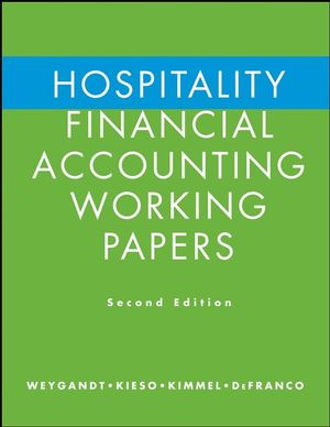 Hospitality Financial Accounting Working Papers, 2nd Edition