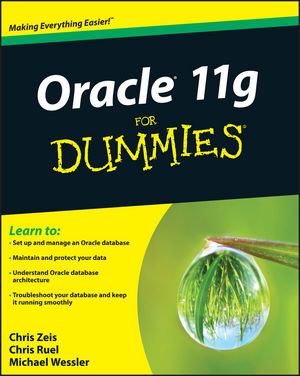 Oracle 11g For Dummies (0470465077) cover image