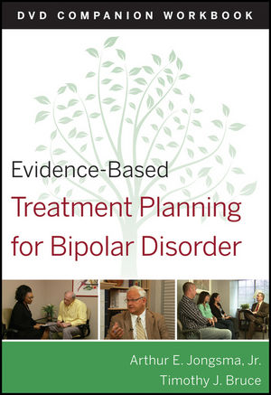 Evidence-Based Treatment Planning for Bipolar Disorder Companion Workbook (0470568577) cover image
