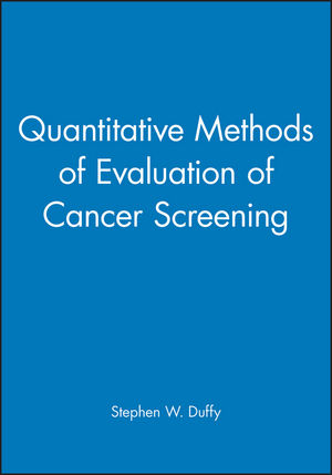 Evaluation of Cancer Screening