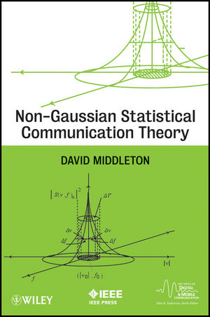 Non-Gaussian Statistical Communication Theory (0470948477) cover image