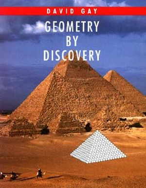 Geometry by Discovery (0471041777) cover image