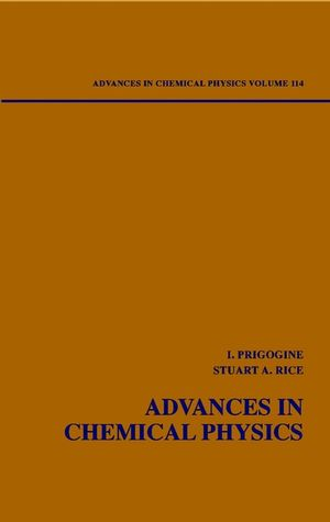 Advances in Chemical Physics, Volume 114