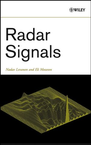 Radar Signals (0471663077) cover image