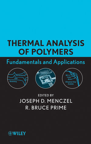 Thermal Analysis of Polymers: Fundamentals and Applications (0471769177) cover image