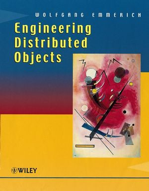 Engineering Distributed Objects (0471986577) cover image