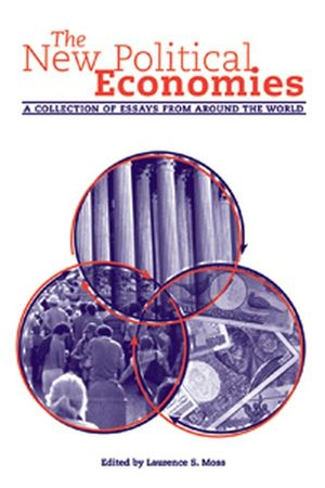 The New Political Economies: A Collection of Essays from Around the World (0631234977) cover image