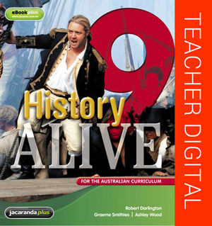 History Alive 9 for the Australian Curriculum eGuidePLUS (Online Purchase)