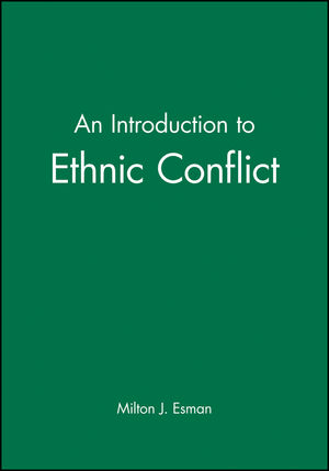 An Introduction to Ethnic Conflict (0745631177) cover image