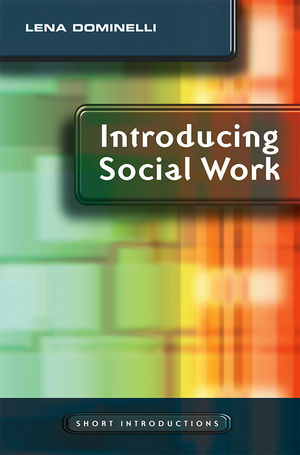Introducing Social Work (0745640877) cover image