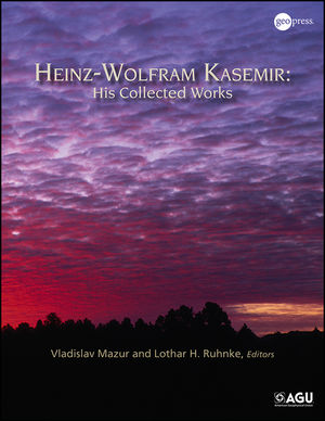 Heinz-Wolfram Kasemir: His Collected Works (0875907377) cover image