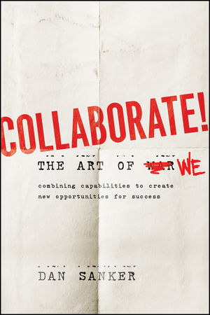 Collaborate: The Art of We (1118180577) cover image