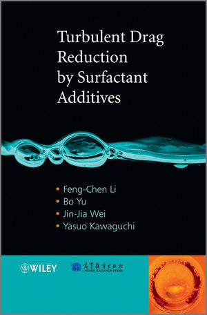 Turbulent Drag Reduction by Surfactant Additives (1118181077) cover image