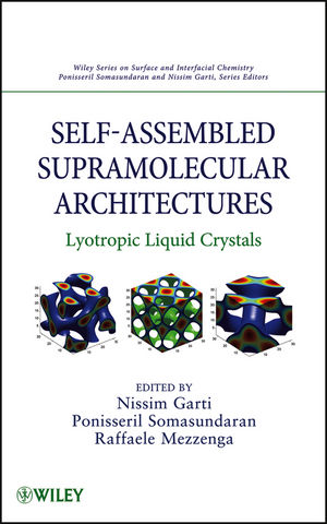 Self-Assembled Supramolecular Architectures: Lyotropic Liquid Crystals (1118336577) cover image