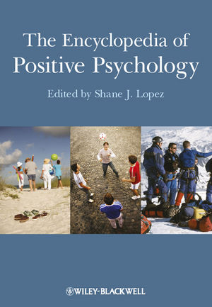 The Encyclopedia of Positive Psychology (1118344677) cover image