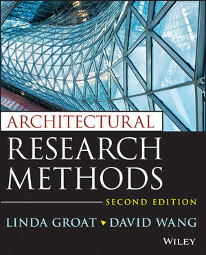 Architectural Research Methods, 2nd Edition (1118415477) cover image