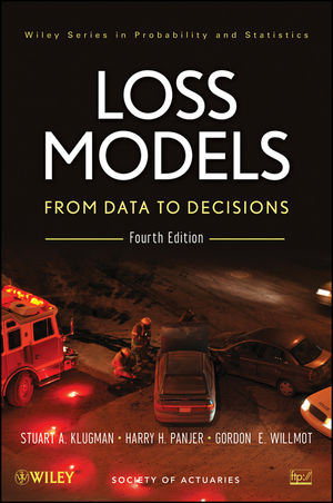 Loss Models: From Data to Decisions, 4e + Solutions Manual Set