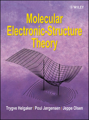 Molecular Electronic-Structure Theory (1118531477) cover image