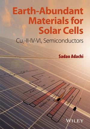 Earth-Abundant Materials for Solar Cells: Cu2-II-IV-VI4 Semiconductors