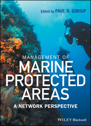 Management of Marine Protected Areas: A Network Perspective (1119075777) cover image