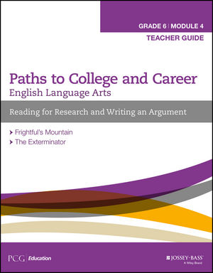 English Language Arts, Grade 6 Module 4: Research, Decision Making, and Forming Positions, Teacher Guide