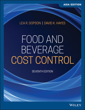 Food And Beverage Cost Control, 7th Edition, Asia Edition