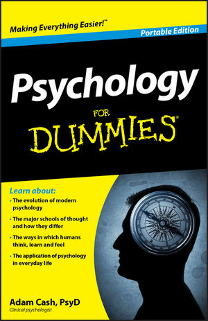 Psychology For Dummies, Portable Edition