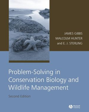 Problem-Solving in Conservation Biology and Wildlife Management, 2nd Edition (1405152877) cover image