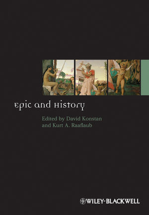 Epic and History (1405193077) cover image