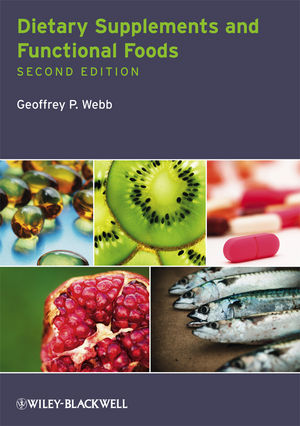 Dietary Supplements and Functional Foods, 2nd Edition (1444340077) cover image