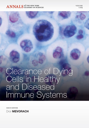 Clearance of Dying Cells in a Healthy and Diseased Immune System, Volume 1209