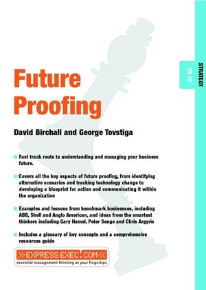 Future Proofing: Strategy 03.10