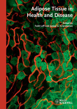 Adipose Tissue in Health and Disease (3527318577) cover image